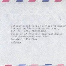 Sellos: CORREO AEREO: ZAMBIA 1979. Lote 277116943