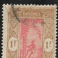 Sellos: DAHOMEY YVERT 91. Lote 277275138
