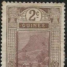 Sellos: GUINEA FRANCESA YVERT 64. Lote 277477493