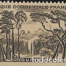 Sellos: GUINEA FRANCESA YVERT 143 NUEVO CON GOMA. Lote 277478208