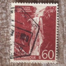 Sellos: MOZAMBIQUE,MOÇAMBIQUE, 1948 CASCADA PAISAJR. Lote 277521843