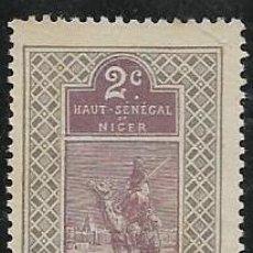 Sellos: ALTO SENEGAL NIGER YVERT 19. Lote 277580868