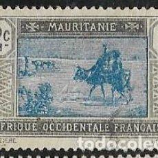 Sellos: MAURITANIA YVERT 18. Lote 277584278