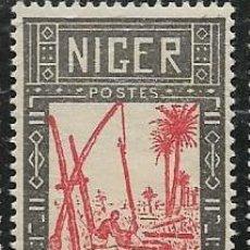 Sellos: NIGER YVERT 30 NUEVO CON GOMA. Lote 277585273