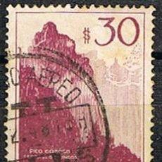 Sellos: MOZAMBIQUE IVERT Nº 363 (AÑO 1948), MONTAÑA: PICO COGOGO, USADO. Lote 277735498