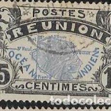 Sellos: ISLA REUNIÓN YVERT 61. Lote 277759973