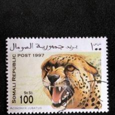 Sellos: SELLO REPÚBLICA DE SOMALIA - BOL -32-6. Lote 295028008