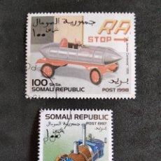 Sellos: SELLO REPÚBLICA DE SOMALIA - BOL -32-7. Lote 295030953