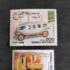 Sellos: SELLO REPÚBLICA DE SOMALIA - BOL -32-7. Lote 295031108