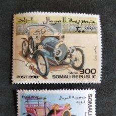 Sellos: SELLO REPÚBLICA DE SOMALIA - BOL -32-7. Lote 295031278