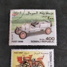 Sellos: SELLO REPÚBLICA DE SOMALIA - BOL -32-7. Lote 295031533