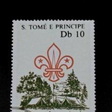 Sellos: SELLO DE S TOME E PRINCIPE- BOL 34-5. Lote 295373213