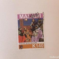 Sellos: AÑO 2011 MALAWI SELLO USADO. Lote 297234593