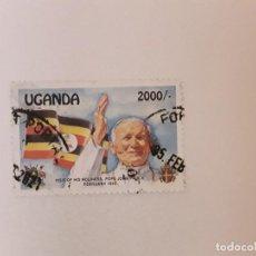 Sellos: AÑO 1993 UGANDA SELLO USADO. Lote 297234678