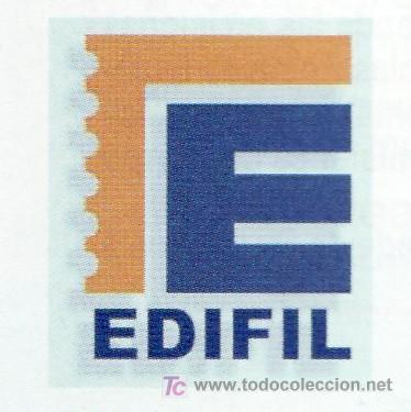 OFERTA HOJAS EDIFIL 1975MONARQUIA/83 ESPAÑA ESTUCHES NEGROS Y TAPA PLASTICO, SIN SELLOS PVP 190 (Sellos - Material Filatélico - Álbumes de Sellos)