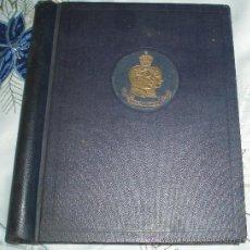 Sellos: ALBUM DE LA CORONACIÓN DEL REY JORGE VI 1937 IMPERIO BRITANICO. Lote 25542847