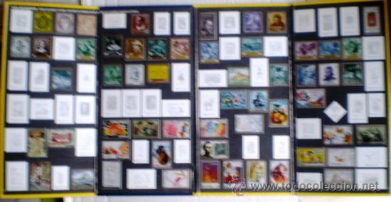 Sellos: ALBUM HISTORIA POSTAL DE LA COMUNIDAD VALENCIANA DESDE 1850 HASTA EL 2000 SELLOS METÁLICOS - Foto 5 - 35236108