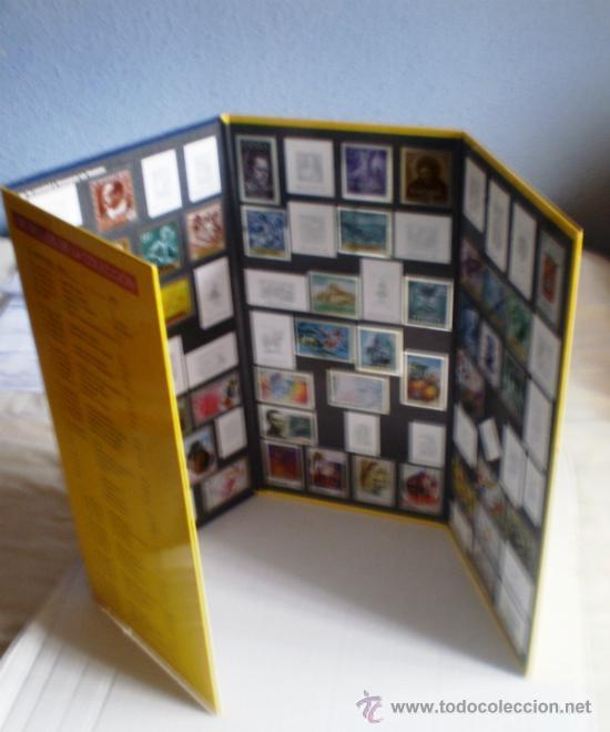 Sellos: ALBUM HISTORIA POSTAL DE LA COMUNIDAD VALENCIANA DESDE 1850 HASTA EL 2000 SELLOS METÁLICOS - Foto 4 - 35236108