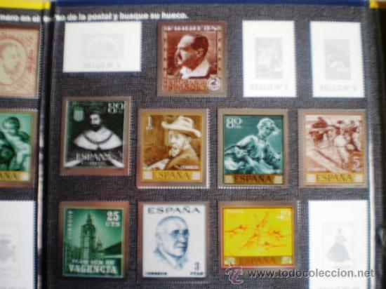 Sellos: ALBUM HISTORIA POSTAL DE LA COMUNIDAD VALENCIANA DESDE 1850 HASTA EL 2000 SELLOS METÁLICOS - Foto 2 - 35236108