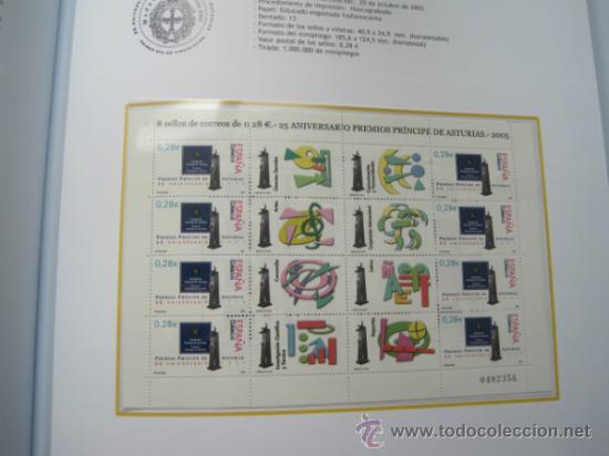 Sellos: COL. DE SELLOS COMPLETA ESPAÑA Y ANDORRA EN ALBUM DE CORREOS DE 2006 / 07 / 08 / 09 / 2010 Y 2011 - Foto 12 - 36917169