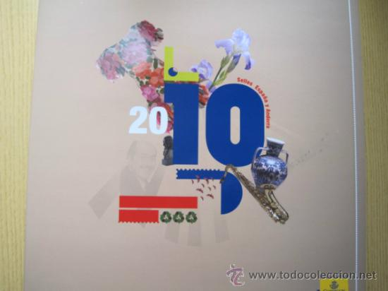 Sellos: COL. DE SELLOS COMPLETA ESPAÑA Y ANDORRA EN ALBUM DE CORREOS DE 2006 / 07 / 08 / 09 / 2010 Y 2011 - Foto 6 - 36917169