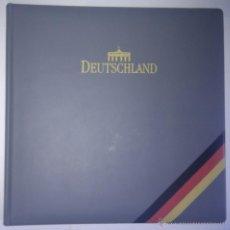 Sellos: ÁLBUM BOREK ALEMANIA DDR DEUTSCHLAND 1977/81. Lote 44988283