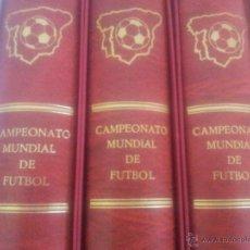 Sellos: CAMPEONATO MUNDIAL DE FUTBOL ESPAÑA 1982. Lote 45109325