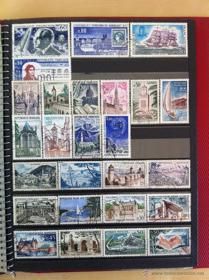 Sellos: COLECCIÓN DE SELLOS.GRECIA,ALEMANIA, MUNDIAL DE FÚTBOL, ARGENTINA, USA, INDIA, LÍBANO, OLIMPIADAS... - Foto 18 - 46133013