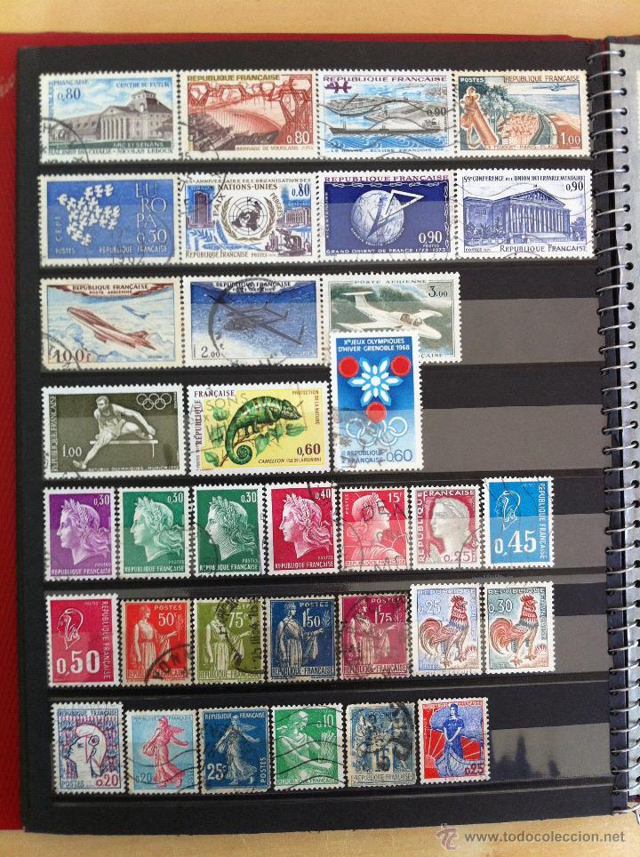 Sellos: COLECCIÓN DE SELLOS.GRECIA,ALEMANIA, MUNDIAL DE FÚTBOL, ARGENTINA, USA, INDIA, LÍBANO, OLIMPIADAS... - Foto 19 - 46133013