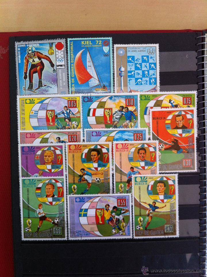 Sellos: COLECCIÓN DE SELLOS.GRECIA,ALEMANIA, MUNDIAL DE FÚTBOL, ARGENTINA, USA, INDIA, LÍBANO, OLIMPIADAS... - Foto 21 - 46133013