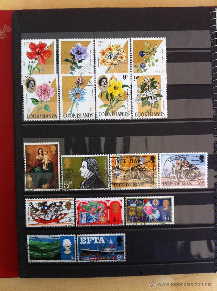 Sellos: COLECCIÓN DE SELLOS.GRECIA,ALEMANIA, MUNDIAL DE FÚTBOL, ARGENTINA, USA, INDIA, LÍBANO, OLIMPIADAS... - Foto 25 - 46133013