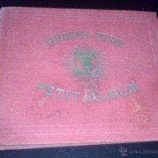 Sellos: TIMBRES-POSTE PETIT ALBUM DU COLLECTIONNEUR 1939 - ANTIGUO ALBUM DE SELLOS DEL MUNDO. Lote 48732826