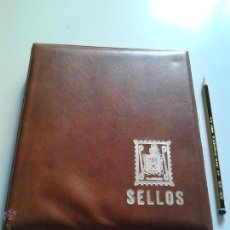 Sellos: ALBUM DE SELLOS S.F.A.D.E. SIN USAR. Lote 51329961