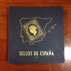 Sellos: ALBUM Y ESTUCHE PHILOS. SELLOS DE ESPAÑA. SIN SELLOS.. Lote 52455667