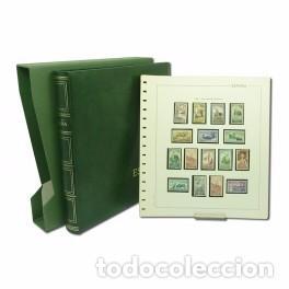 SELLOS ESPAÑA 1960/70 HOJAS EDIFIL M/N DE REGALO (Sellos - Material Filatélico - Álbumes de Sellos)