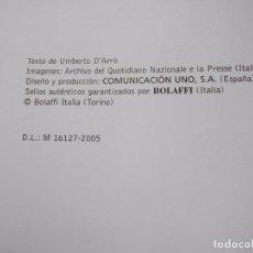 Sellos: JUAN PABLO II, 26 AÑOS DE PONTIFICADO A TRAVES DE LOS SELLOS, ORO Y PLATA COMPLETO VER FOTOS. Lote 81627684