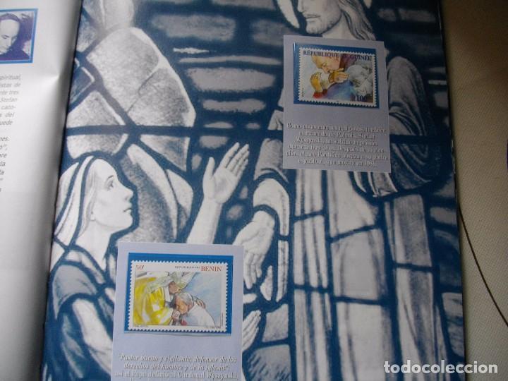 Sellos: JUAN PABLO II, 26 AÑOS DE PONTIFICADO A TRAVES DE LOS SELLOS, ORO Y PLATA COMPLETO VER FOTOS - Foto 8 - 81627684