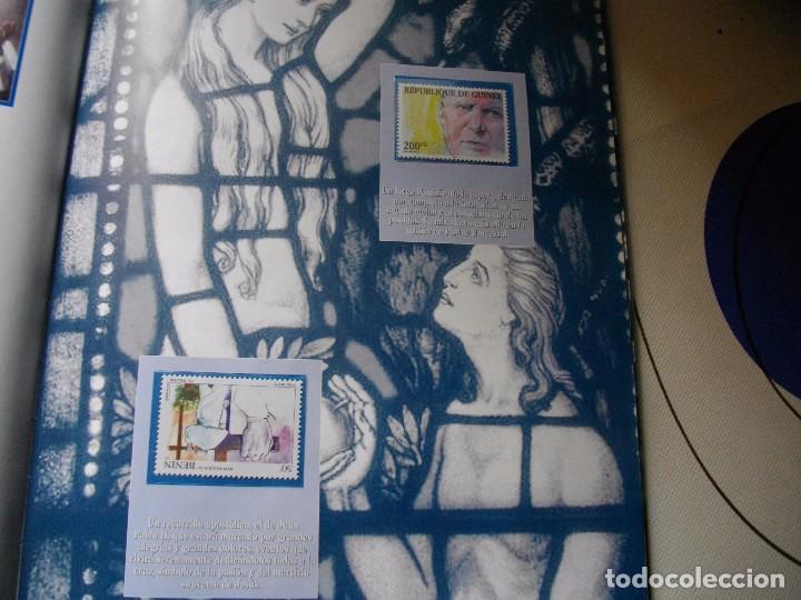 Sellos: JUAN PABLO II, 26 AÑOS DE PONTIFICADO A TRAVES DE LOS SELLOS, ORO Y PLATA COMPLETO VER FOTOS - Foto 11 - 81627684