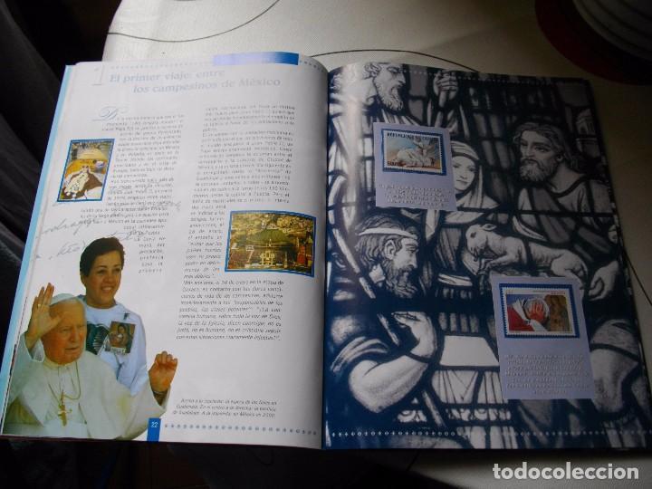 Sellos: JUAN PABLO II, 26 AÑOS DE PONTIFICADO A TRAVES DE LOS SELLOS, ORO Y PLATA COMPLETO VER FOTOS - Foto 16 - 81627684