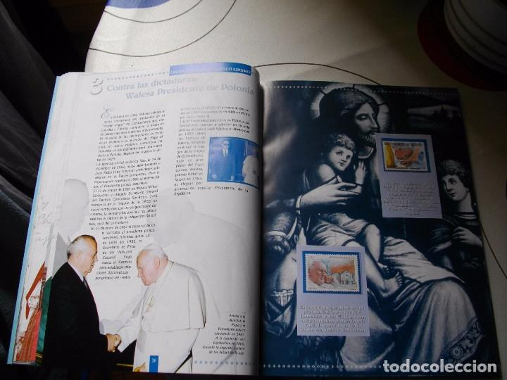Sellos: JUAN PABLO II, 26 AÑOS DE PONTIFICADO A TRAVES DE LOS SELLOS, ORO Y PLATA COMPLETO VER FOTOS - Foto 23 - 81627684