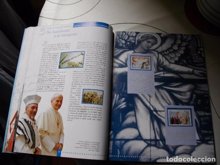 Sellos: JUAN PABLO II, 26 AÑOS DE PONTIFICADO A TRAVES DE LOS SELLOS, ORO Y PLATA COMPLETO VER FOTOS - Foto 26 - 81627684