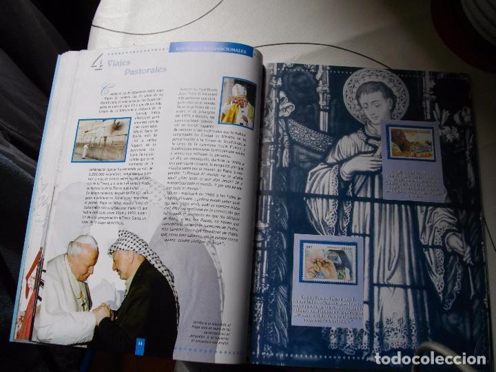 Sellos: JUAN PABLO II, 26 AÑOS DE PONTIFICADO A TRAVES DE LOS SELLOS, ORO Y PLATA COMPLETO VER FOTOS - Foto 27 - 81627684