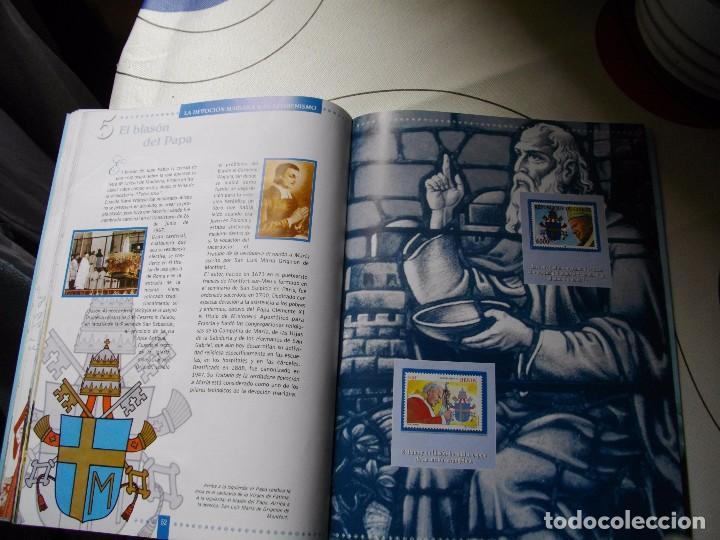 Sellos: JUAN PABLO II, 26 AÑOS DE PONTIFICADO A TRAVES DE LOS SELLOS, ORO Y PLATA COMPLETO VER FOTOS - Foto 31 - 81627684