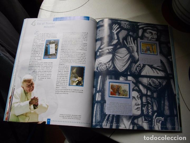 Sellos: JUAN PABLO II, 26 AÑOS DE PONTIFICADO A TRAVES DE LOS SELLOS, ORO Y PLATA COMPLETO VER FOTOS - Foto 35 - 81627684