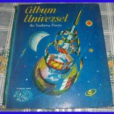 Sellos: ANTIGUO ÁLBUM DE SELLOS UNIVERSEL DES TIMBRES-POSTES H. THIAUDE PARIS TIENE 266 PAGINAS.. Lote 85358504
