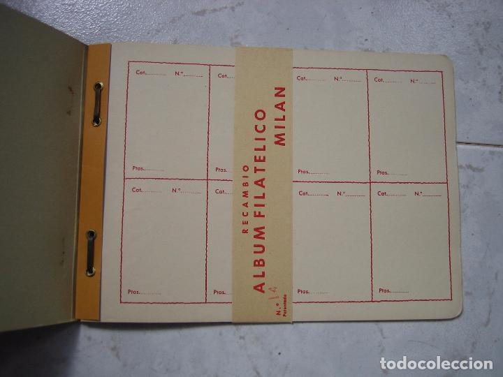 Sellos: Álbum filatélico de sellos de Milam N 4 - Foto 2 - 87260332