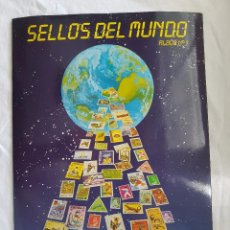 Sellos: SELLOS DEL MUNDO ALBUM Nº 1 - TELEKITOS 1987 (COMPLETO). Lote 100152623