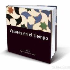 Sellos: 2014-AÑO COMPLETO DE ESPAÑA Y ANDORRA EN LIBRO-ÁLBUM DEL SERVICIO FILATÉLICO DE CORREOS CON SELLOS Y. Lote 104080975