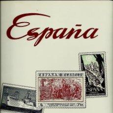 Sellos: (HOJAS) ALBUM DE SELLOS ESPAÑA:1950 AL 2000. MAJÓ USADAS. Lote 104545995