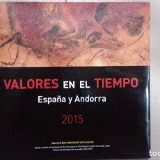 Sellos: LIBRO DE CORREOS AÑO 2015, SIN SELLOS. Lote 104814907